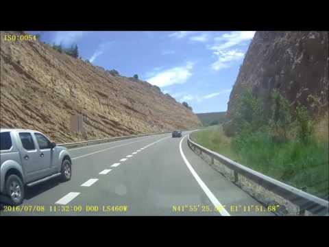 Bobilen Lirot sin tur Andorra og Tour de France