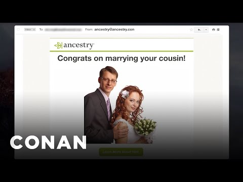 More Email Marketing Fails  – CONAN on TBS