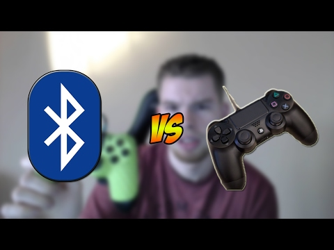 RE: OpTic Crimsix V2 PS4 Controller Delay (Wired vs Bluetooth)