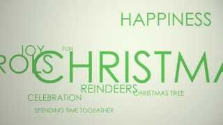 Christmas Card Video - After Effects Templates Projects