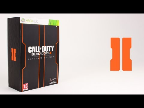 Call Of Duty Black Ops 2 Hardened Edition Unboxing (CoD: Black Ops II) | Unboxholics