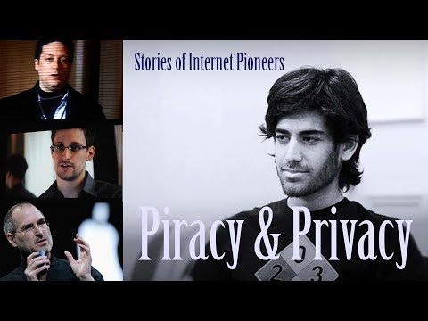 Top 4 documentaries - piracy and privacy of internet Mp3