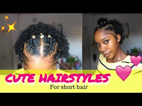 easy-cute-hairstyles-for-short-natural-hair!