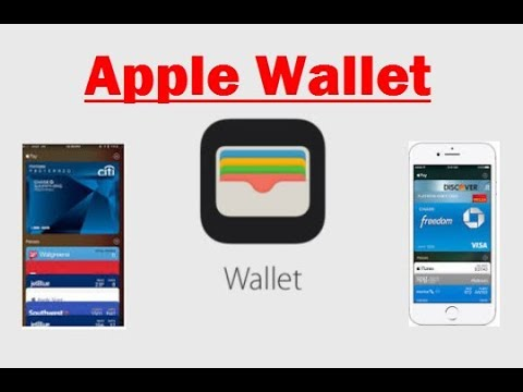 How To Add Credit Cards To Your Apple Pay Wallet