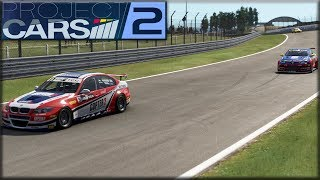 Project CARS 2 - Touring Cars, Rallycross & Kart racing
