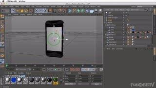 Cinema 4D to Apple Motion Workflow Tutorial