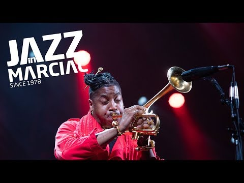 Christian Scott @Jazz_in_Marciac