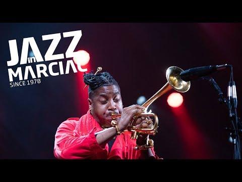 Christian Scott @Jazz_in_Marciac