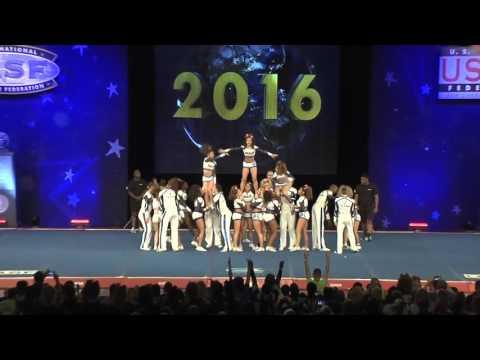 Cheer Athletics - Junglecats [2016 Senior Medium Coed Prelims]