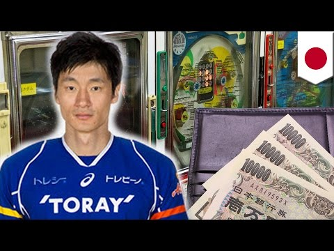 バレーボール日本代表の王金剛を窃盗容疑で逮捕