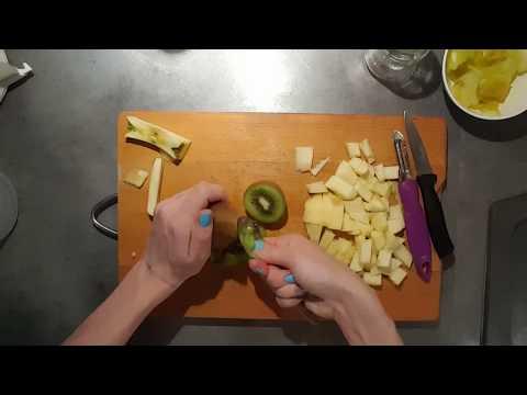"""bébé-cuisine-""""duo-kiwi-pomme"""""""
