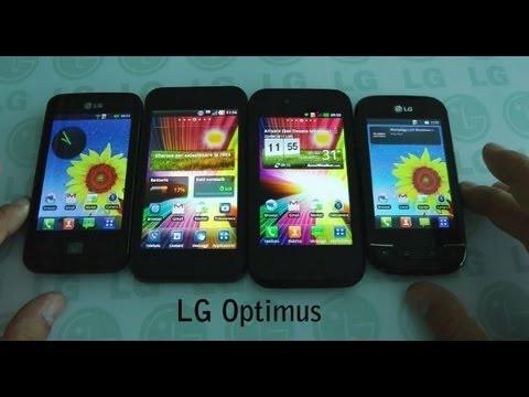LG Optimus Sol Vs. Optimus Black ITA by HDblog