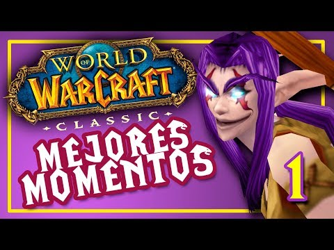 WOW CLASSIC | Best Moments | Tigry86