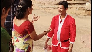 """""""How I Met My Mother"""" as SANTA CLAUS after 500 days!!!  NRI"""