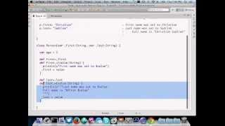 2014-01 Introduction to Scala