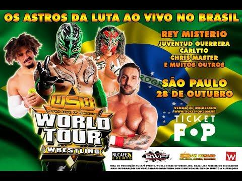 Conferencia de Imprensa - WSW World Tour + BWF