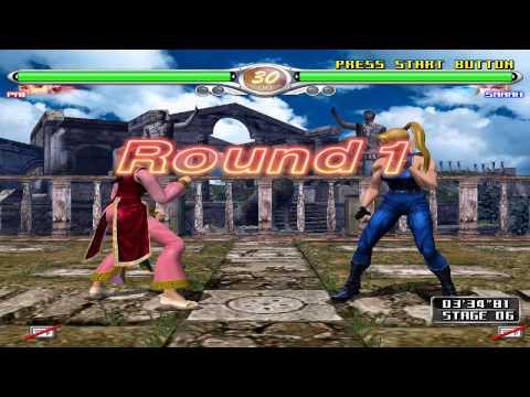 VIRTUA FIGHTER 4 FiNAL TUNE, PC Emulator Demul VF4 Pai play 60fps
