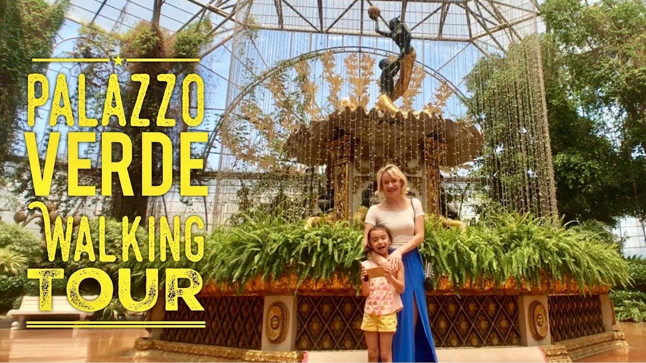 2018 Palazzo Verde Walking Tour Vista City Las Pinas Metro Manila by ...