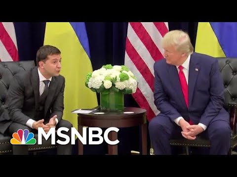 The Nixonian 'Smoking Gun' From Trump Impeachment Probe | The Beat With Ari Melber | MSNBC