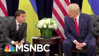 The Nixonian 'Smoking Gun' From Trump Impeachment Probe | The Beat With Ari Melber | MSNBC