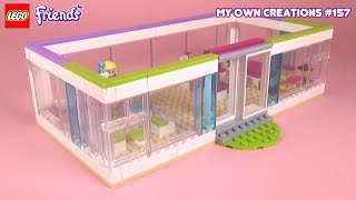Hotel Lobby 002 | LEGO Friends My Own Creations #157
