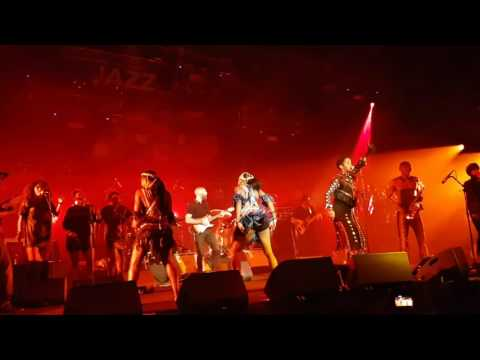Lauryn Hill _ Tribute to Fela Kuti. Jazz à la Villette 2016