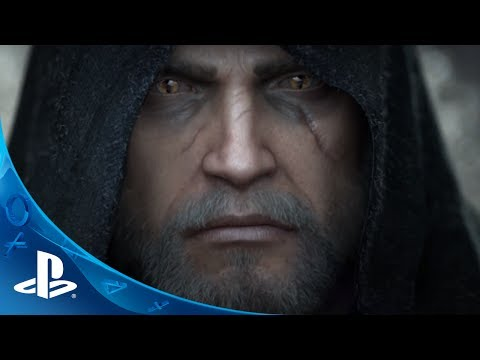 The Witcher 3: Wild Hunt - Debut Gameplay Trailer