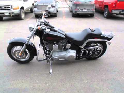 2005 Harley Davidson FXST Softail Standard