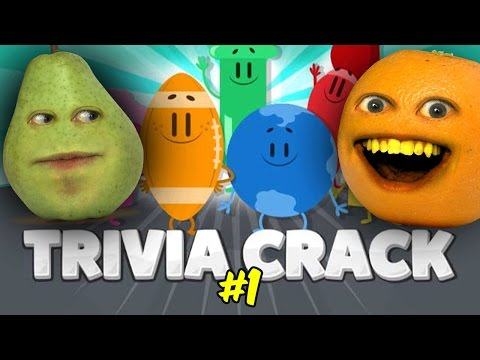 TRIVIA CRACK! w/ Pear and Annoying Orange