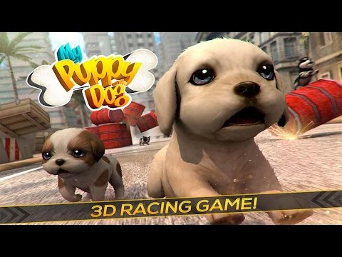 My Puppy Dog Run! By Free Wild Simulator Games Simulation - iTunes/Android