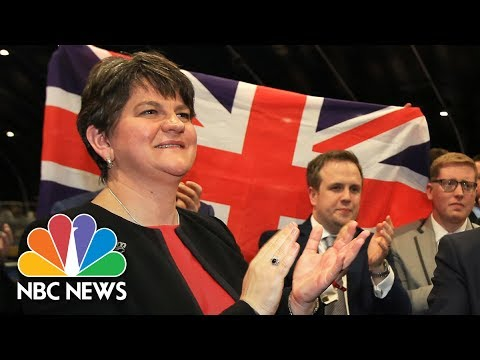 Ultra-Conservative Party Holds Sway After UK Election: 'The Union Is Our Guiding Star' | NBC News