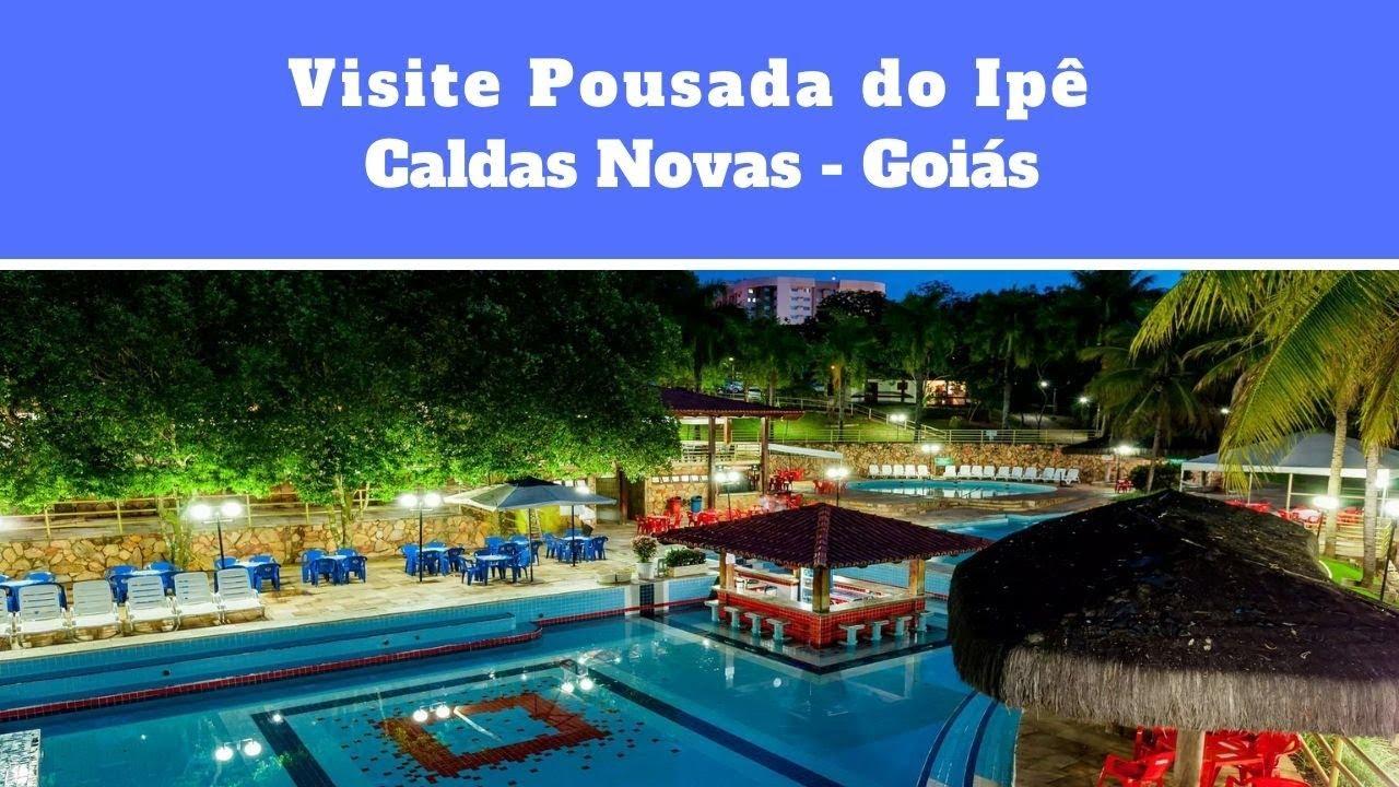Pousada do Ipê caldas nova-Goiás