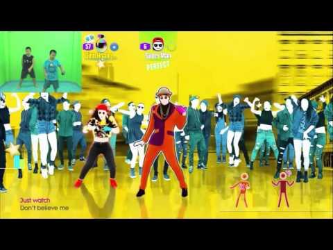 [Just Dance Now] Super Fan Kids - Uptown Funk