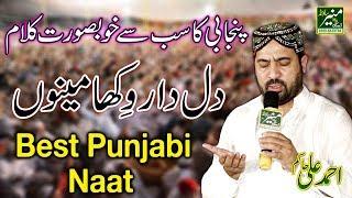 Dildar Wikha Mainon || Ahmed Ali Hakim || New Punjabi Naat Sharif 2019