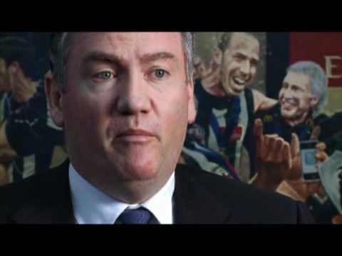Madfan interviews Eddie McGuire