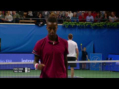If Stockholm Open spectacular play by the Ymer brothers