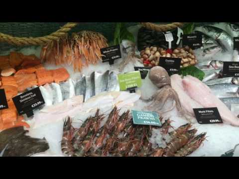 Fish Counter Display 3 Fishmonger Of The Year 2017