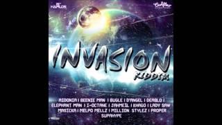 Invasion Riddim Instrumental | Cashflow Records | Jan 2013