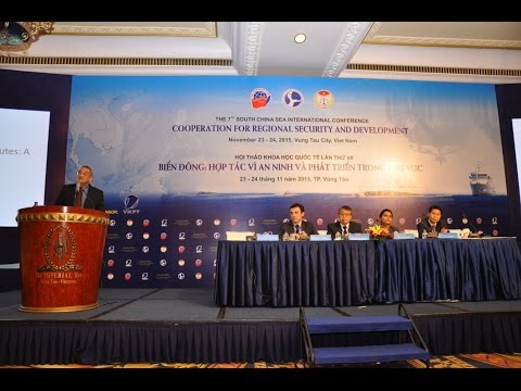 7th South China Sea Conference 2015_SESSION 2