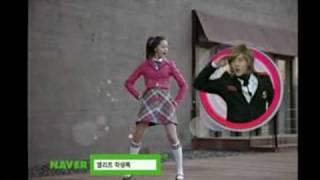 Yoona & SS501 - Elite CF