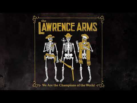 The Lawrence Arms  Black Snow  Audio