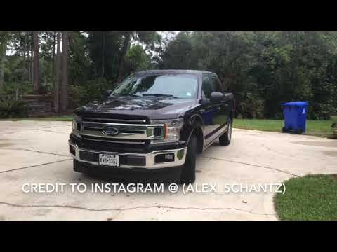 2019 Ford F-150 Startup Exhaust clip and full walk around
