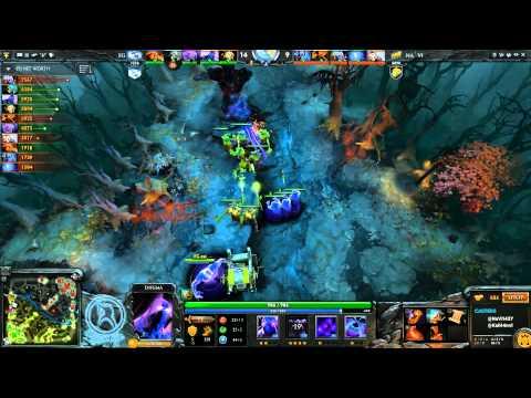 EG vs Na'Vi - Summit LAN - LB - Semi Finals - G2