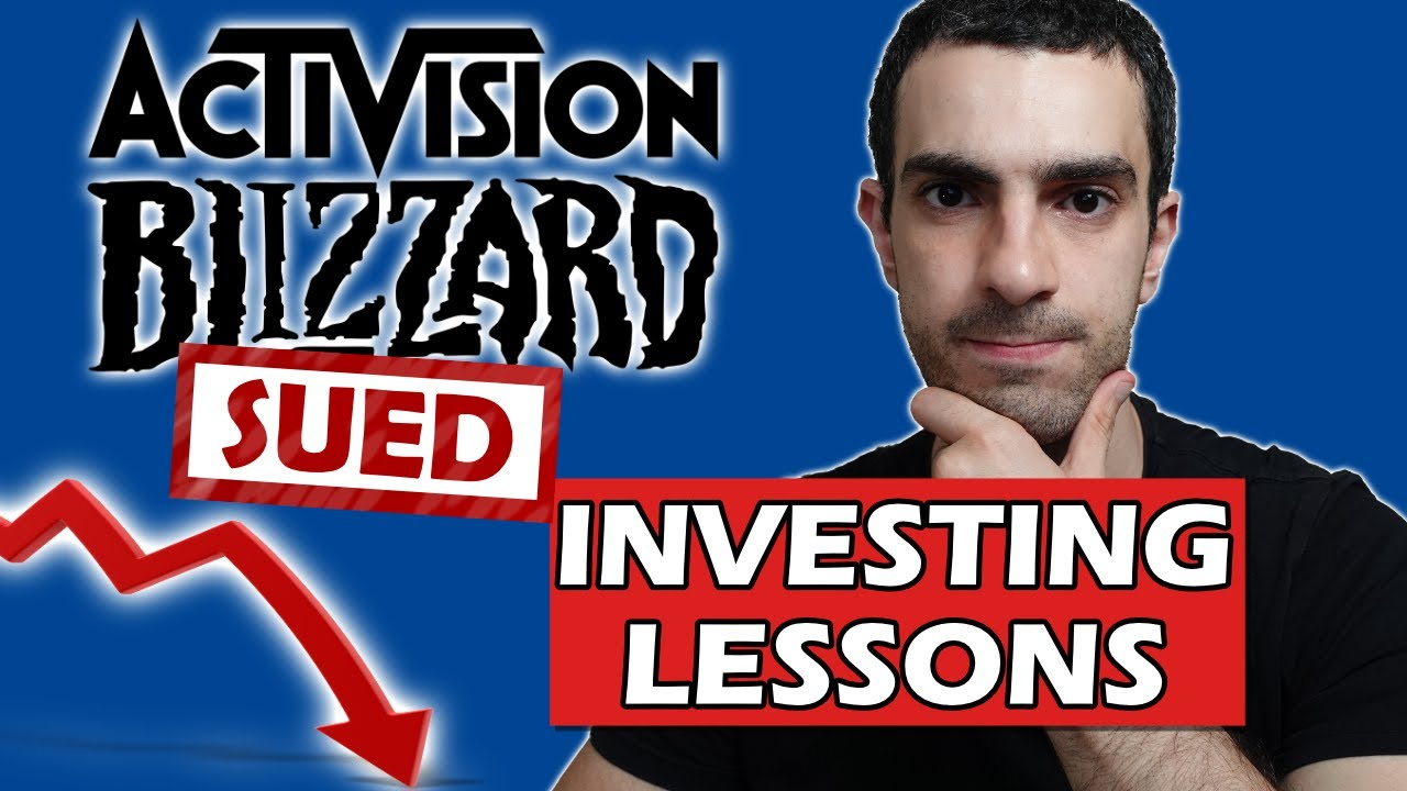 How bad companies culture affects your investments | Activision-Blizzard case