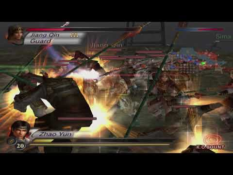 Dynasty Warriors 4 - How Hard Can The Game Be?