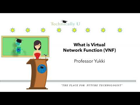 Download Virtual Network Function - VNF