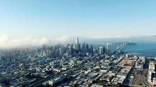 Hyperlapse - San Francisco Fog - 4K