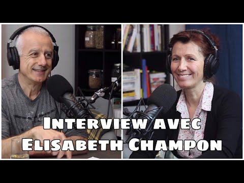 Interview d'Elisabeth Champon, Centre de soins holistiques Vivre la Vie