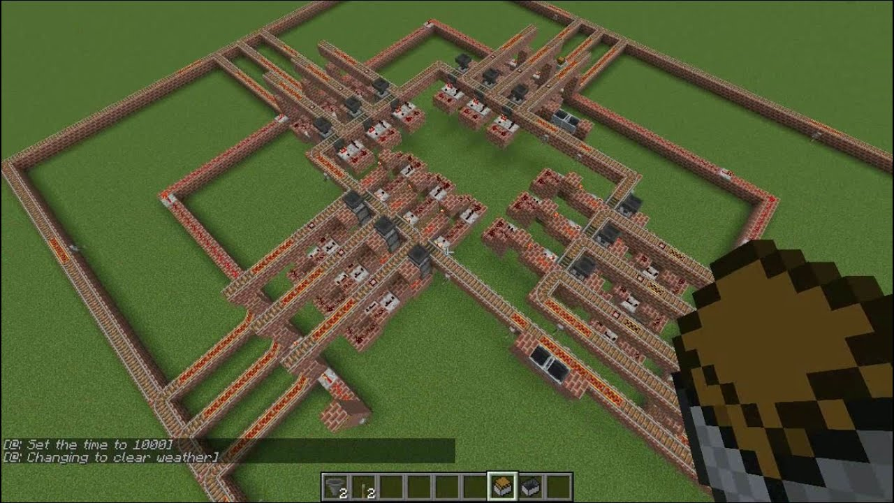 how to stop a minecart on powered rails
