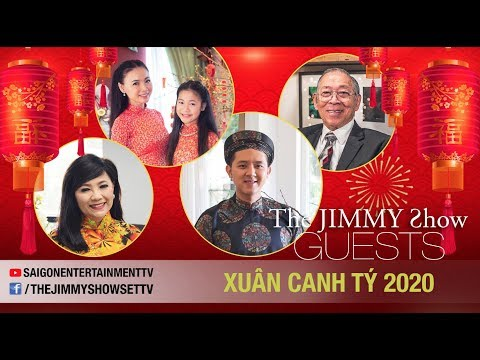 The Jimmy Show Special | Tết 2020 | SET TV Www.setchannel.tv